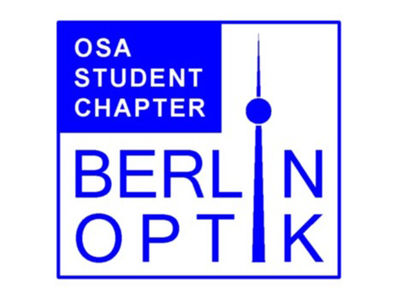 Logo Berlin Optik Student Chapter